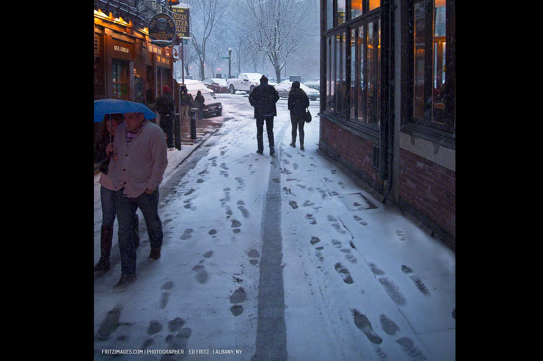 FritzImages | Travel and Outdoor Digital Images | image name = FIFP 20150315 St Paddys Day Drinking and breaking Bostons snowfall record iop