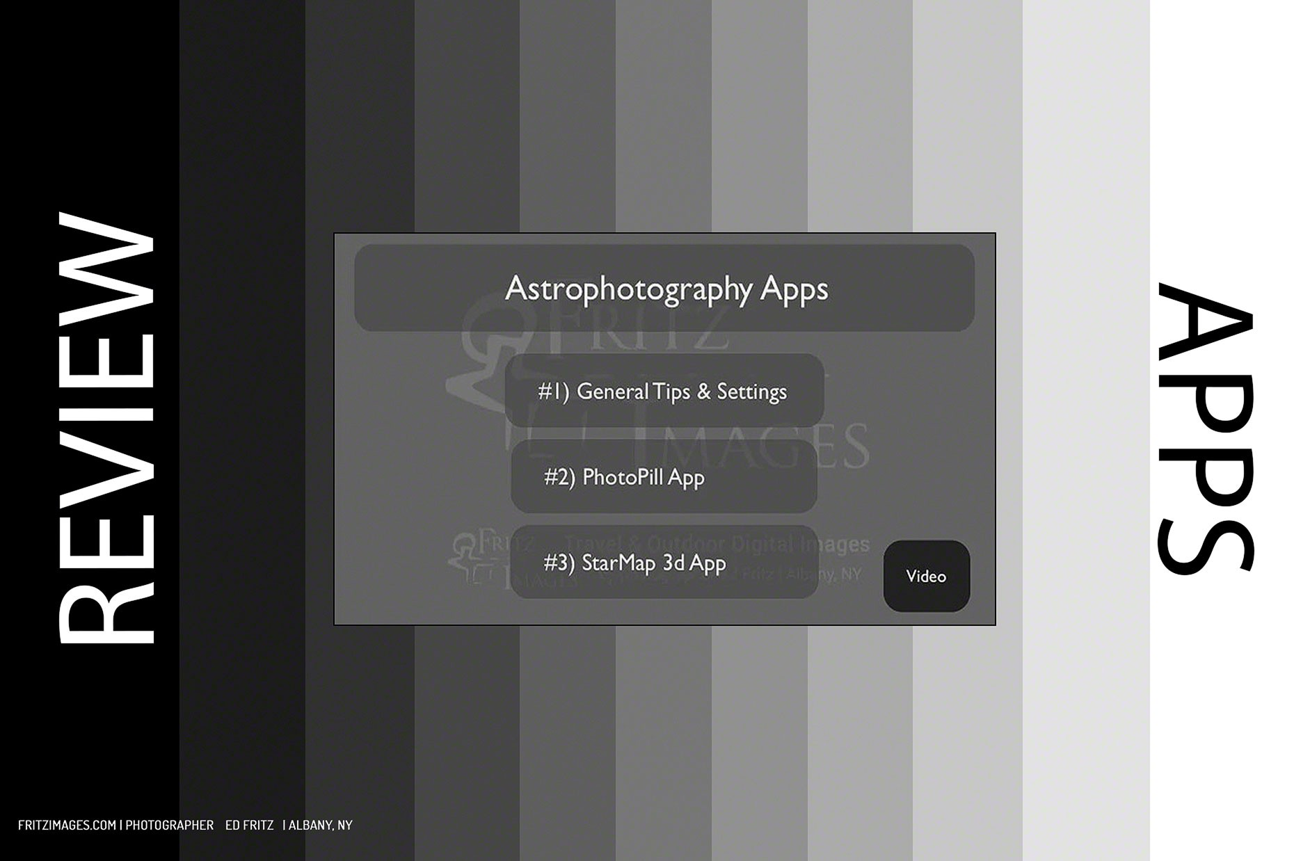 FritzImages | Travel and Outdoor Digital Images | image name = FIFP Astrophotography Apps and Tips iop