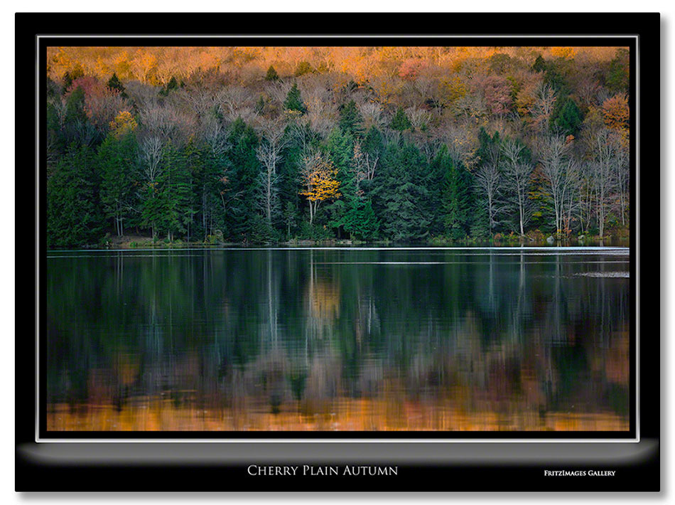 FritzImages | First Look Nikon SB 910 | image name = Cherry Plain Autumn