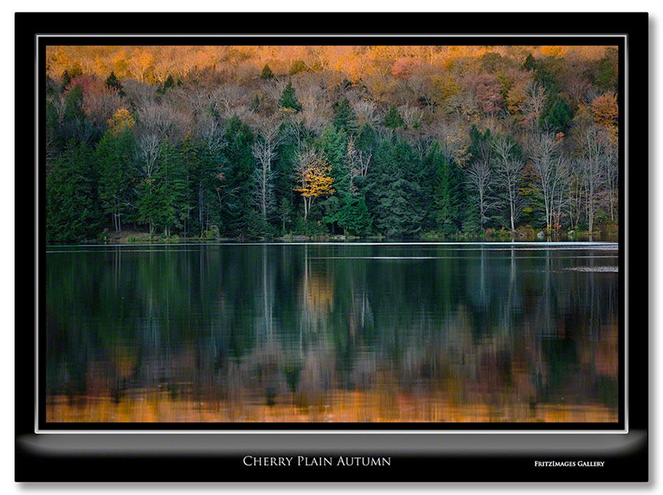 FritzImages | First Look Nikon SB 910 | image name = Cherry Plain Autumn