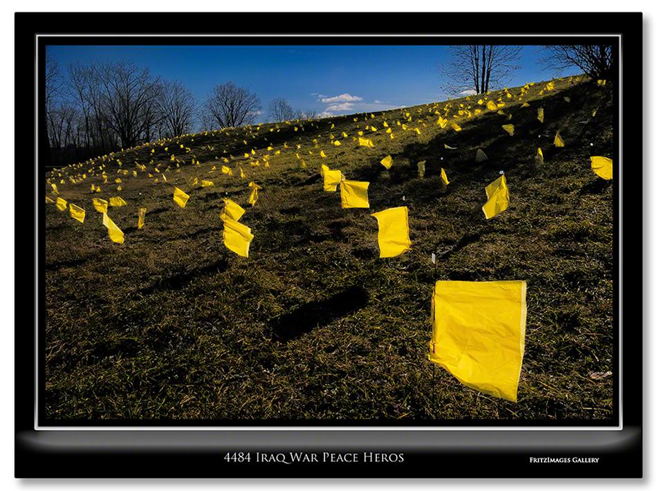 FritzImages | First Look Nikon SB 910 | image name = R1 Iraq War Peace Heros