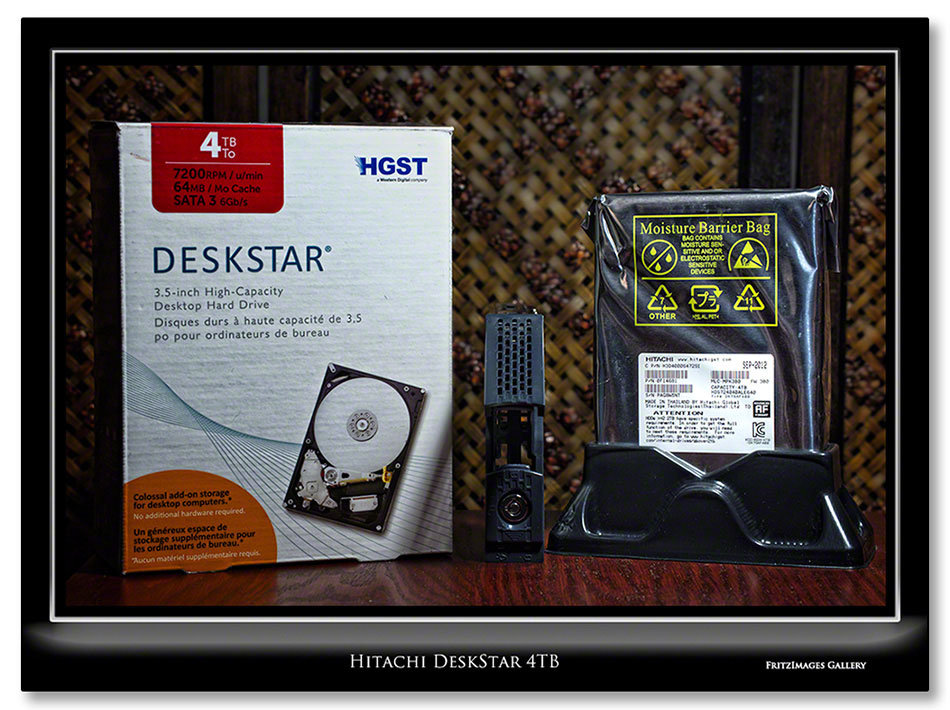 FritzImages | FritzImages October 2012 Gallery | image name = Hitachi Deskstar 4TB IO
