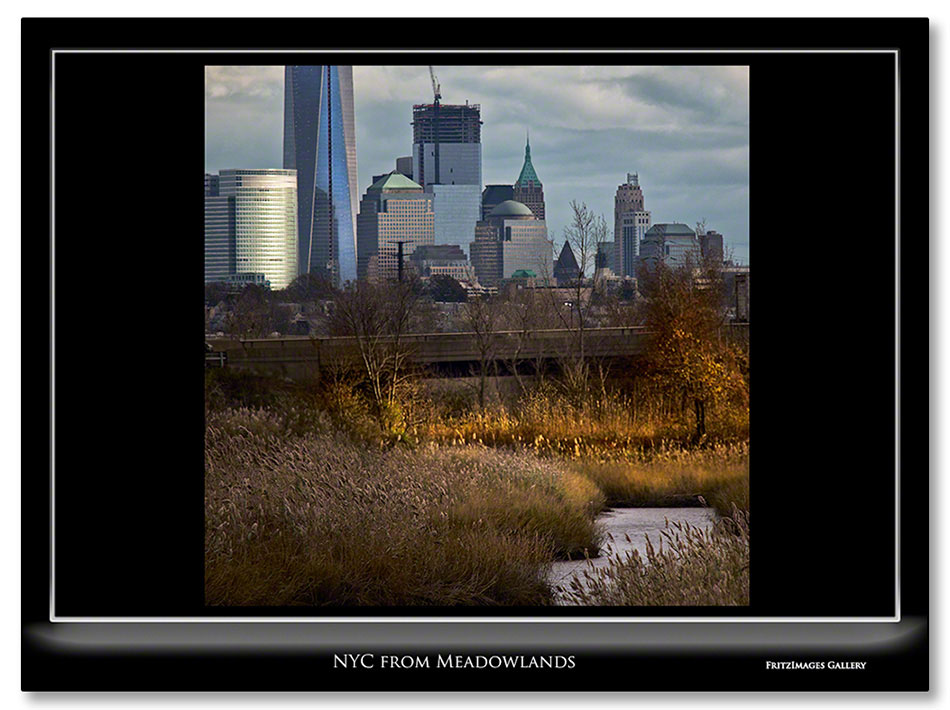FritzImages | Ausable Chasm Revisited with DXOv8 | image name = NYC From Meadowlands IO