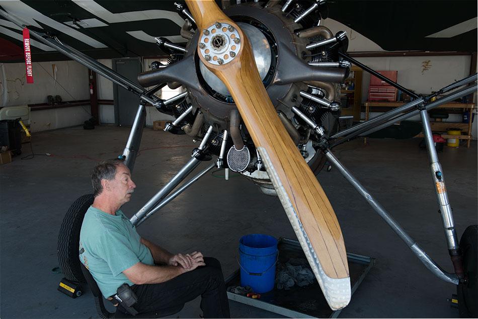 FritzImages | [Video] Tom Leavers 1930 Morane Saulnier MS 230 Rejoins the Sky | image name = 20130126 Andy Salter