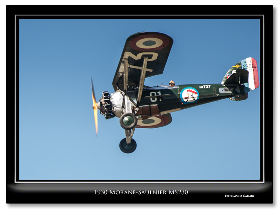 FritzImages | [Video] Tom Leavers 1930 Morane Saulnier MS 230 Rejoins the Sky | image name = R2 20130126 0831 FL Moose Day4am Morane Saulnier MS