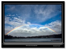 FritzImages | [Video] FlowPlayer 5 for WordPress | image name = Winter Rainbow IO 222x166