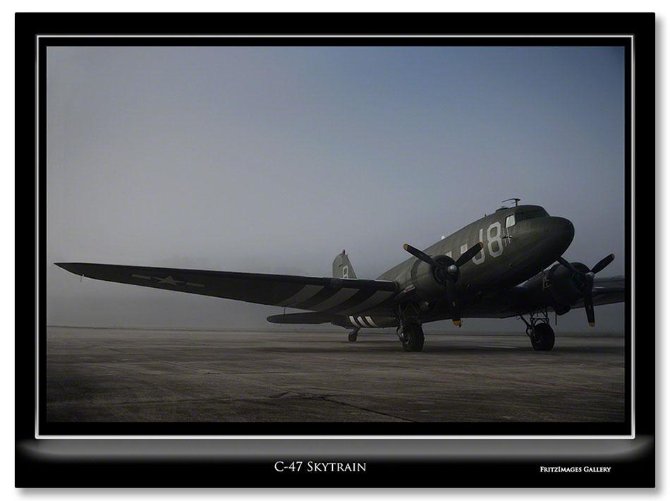 FritzImages | Desoto Spoonbill | image name = C 47 Skytrain Io
