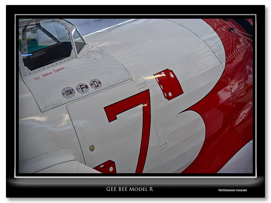 FritzImages | NutHatch | image name = Gee Bee Model R IO
