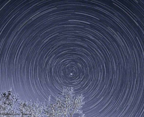 FritzImages | Lee Big Stopper at Fort Desoto South Beach | image name = FICC 20150416 AP Startrails IOP 950px 495x400
