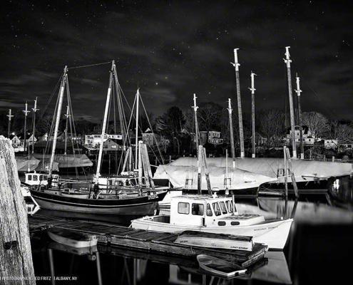 FritzImages | Spring Nighttime Camden Harbor | image name = FIBW 20150328 Nighttime Spring Camden Harbor IOP 950 495x400